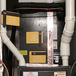 15 SEER AC System - Energy Efficient Construction Methods at On Top of the World Communities
