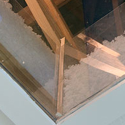 R30 Blown Insulation - Energy Efficient Construction Methods at On Top of the World Communities