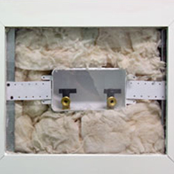 Washer Bracing Box - Energy Efficient Construction Methods at On Top of the World Communities