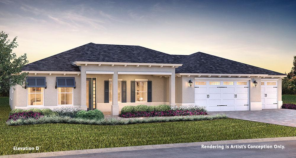 On Top of the World Communities Ocala FL Floor plans Estate Series Brighton retirement