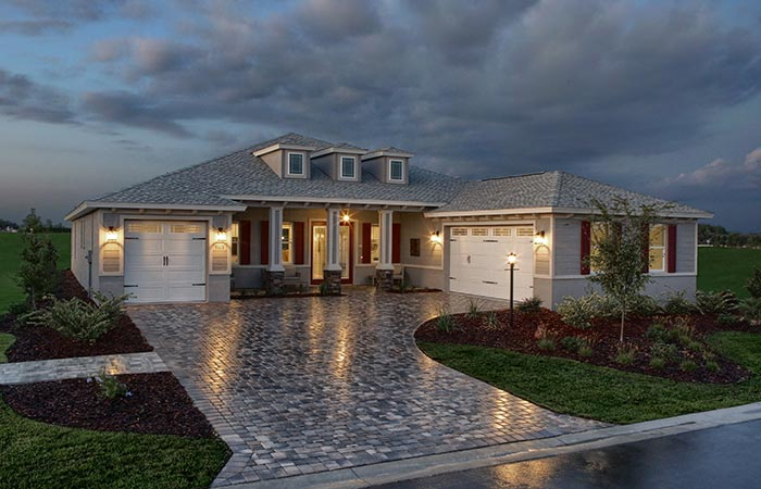 Estate Series homes at On Top of the World Communities