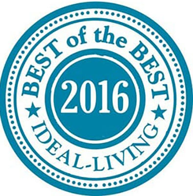 2016 ideal Living Best of the Best