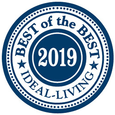 2019 Ideal Living Best of the Best