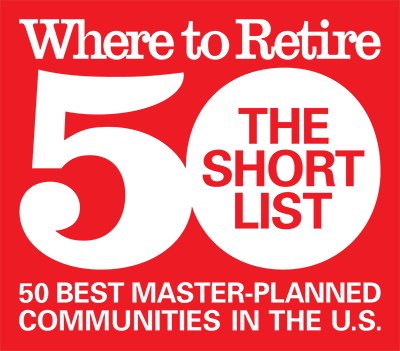 Where to Retire Top 50 The Short List
